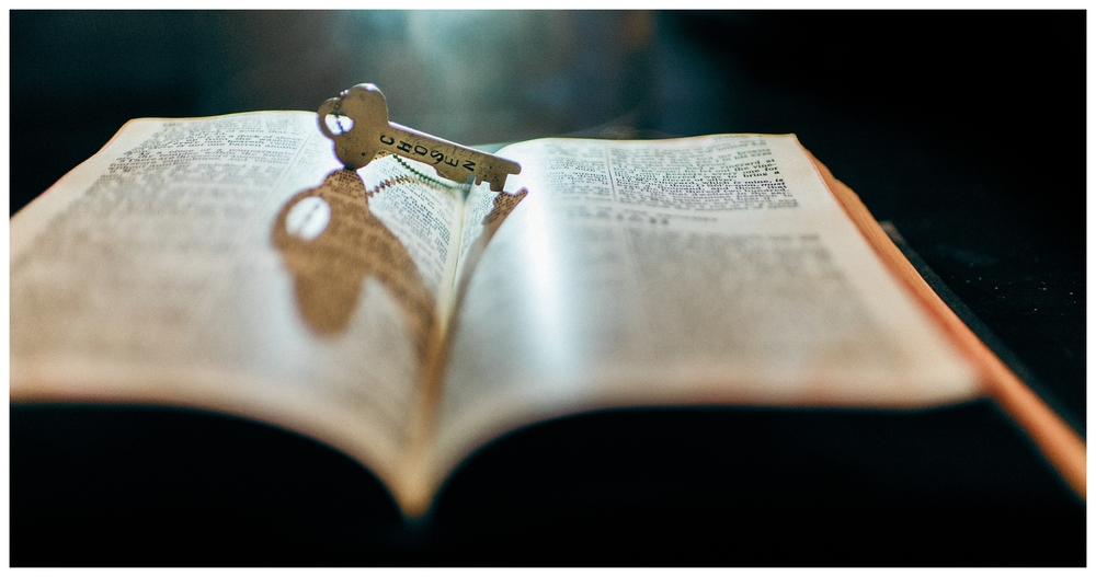 Chosen Key | Bible | Fostered Purpose