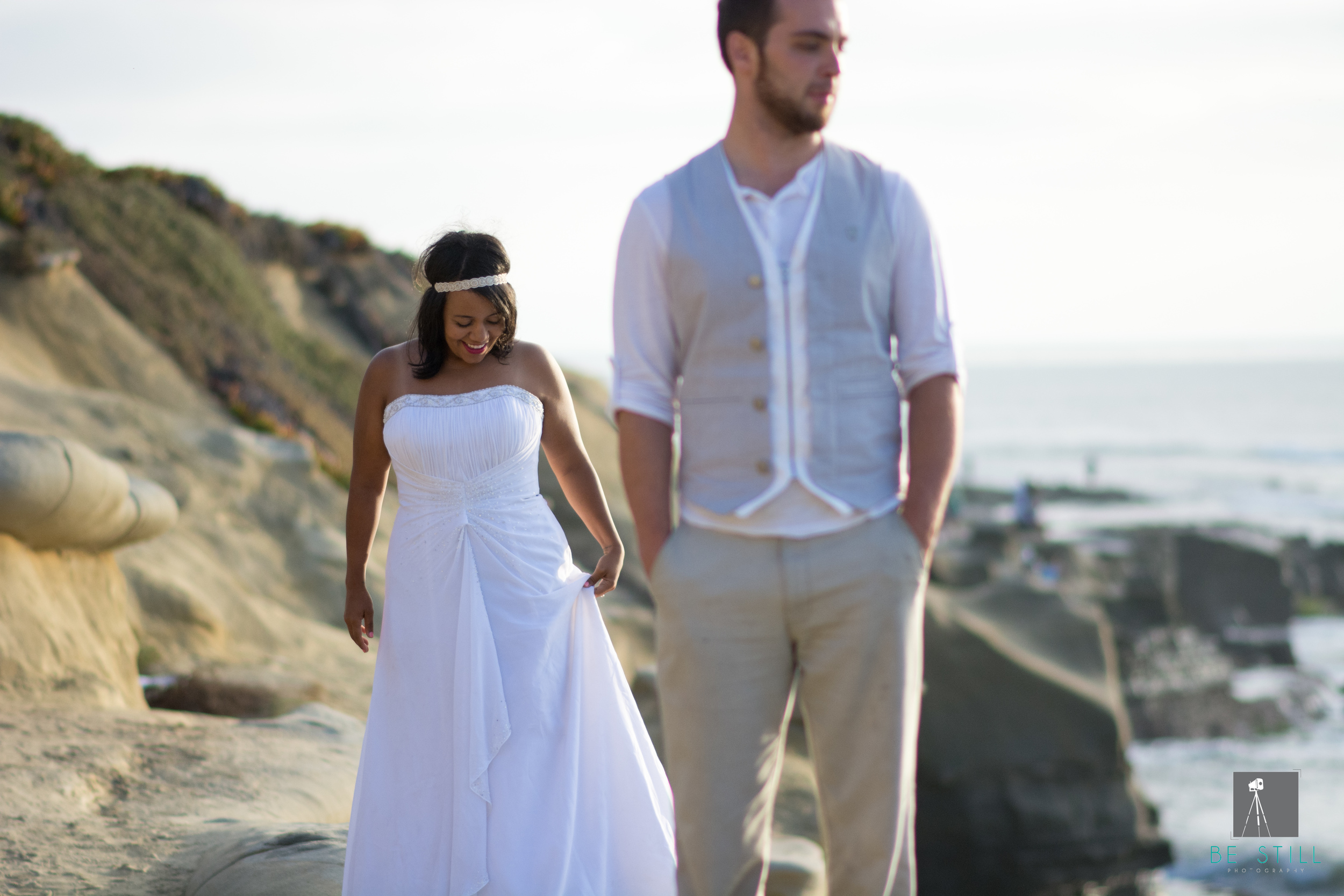 San Diego Wedding Phtoography Trash the Dress