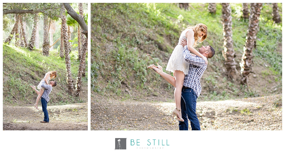 rancho las lomas engagement photography