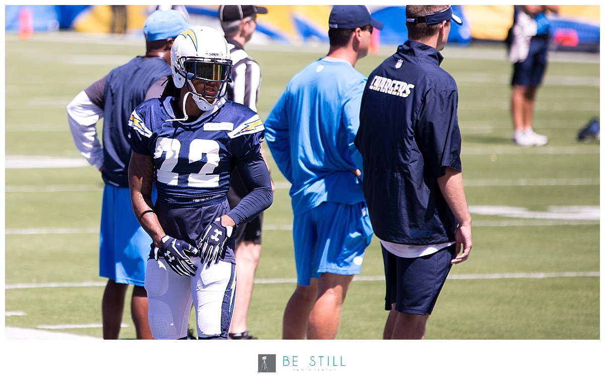 San Diego Photography | San Diego Chargers | Be Still Photog