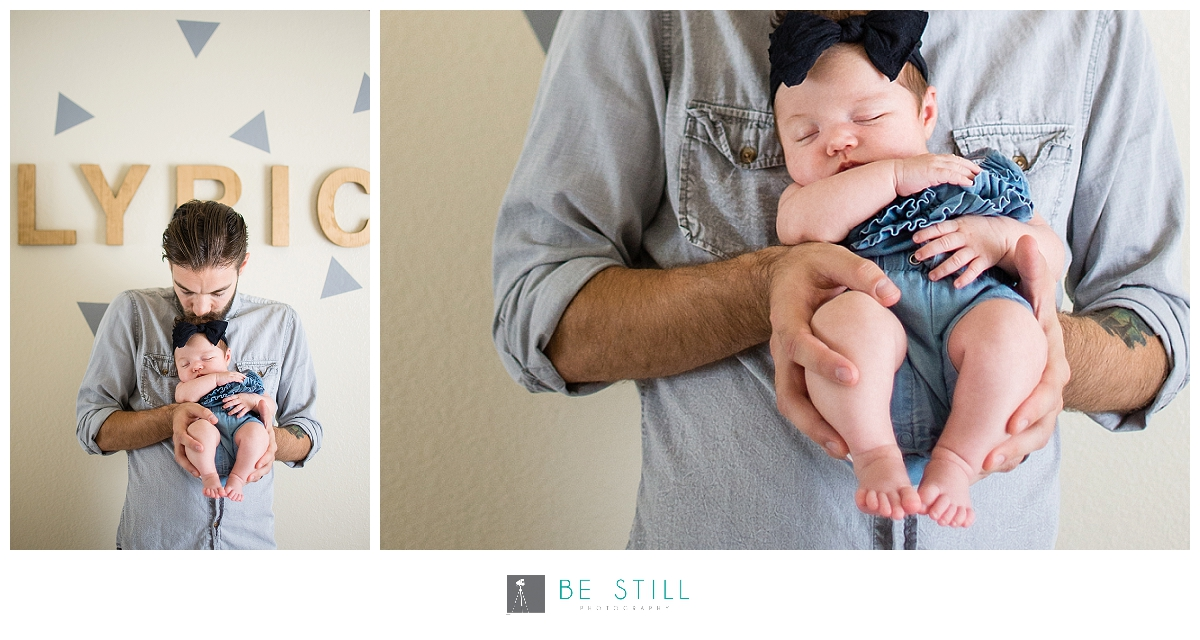 San Diego Infant Portraits