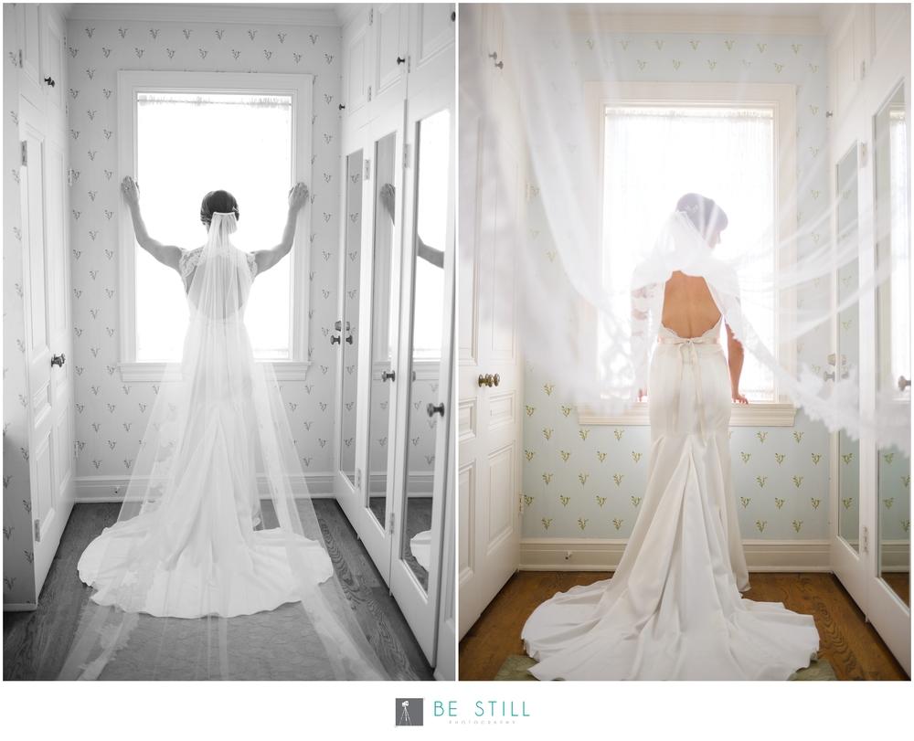 San Diego Wedding Photographer at Darlington House in La Jolla | Bride Portraits