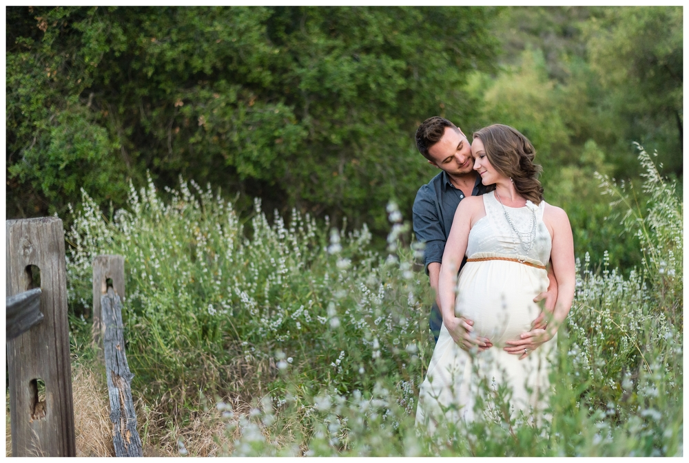 san marcos photographer | maternity portraits | elfin Forest