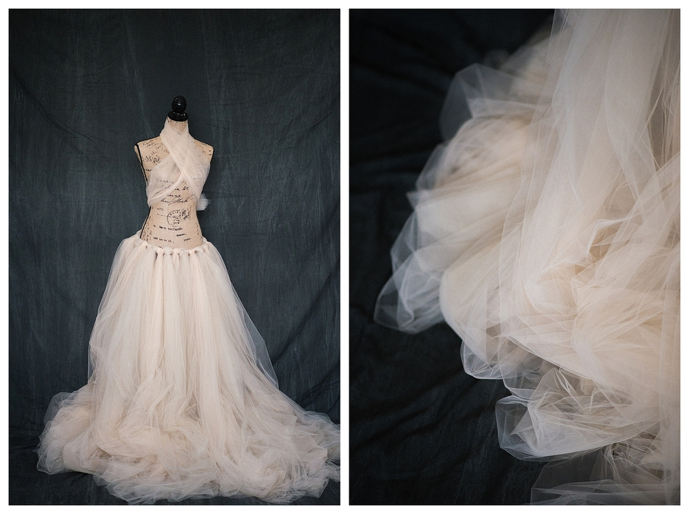 tulle skirt | beauty portraits | Studio portraits | San Diego | Ernie & Fiona Photography