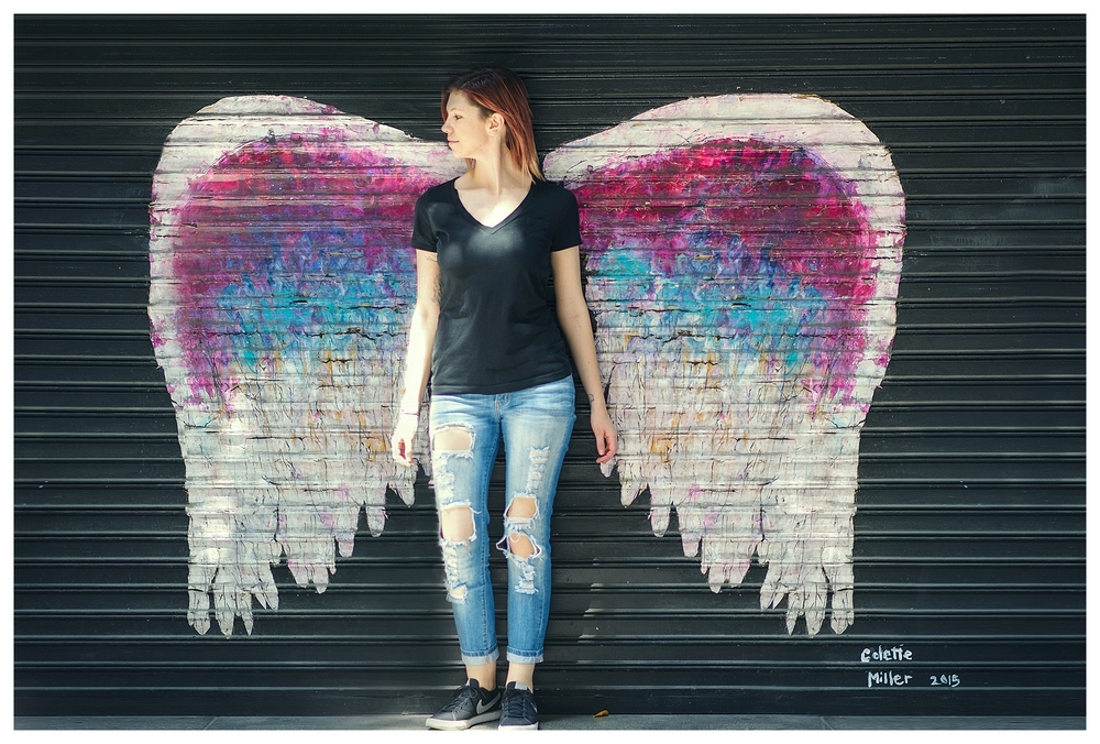 Los Angeles Photographer | Angel Wings