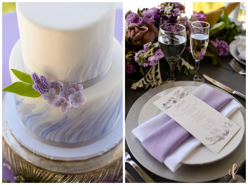 San Diego Wedding Photographer | Lila Canyon Estate | Ernie & Fiona Photography | Jenny Wenny Cakes | Paper Scissors Print