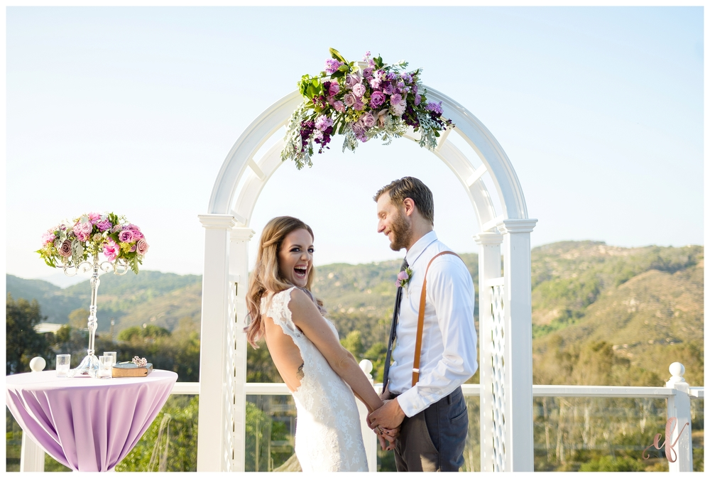 San Diego Wedding Photographer | Lila Canyon Estate | Ernie & Fiona Photography | D'Angelo Couture | BeLoved Hair and Makeup