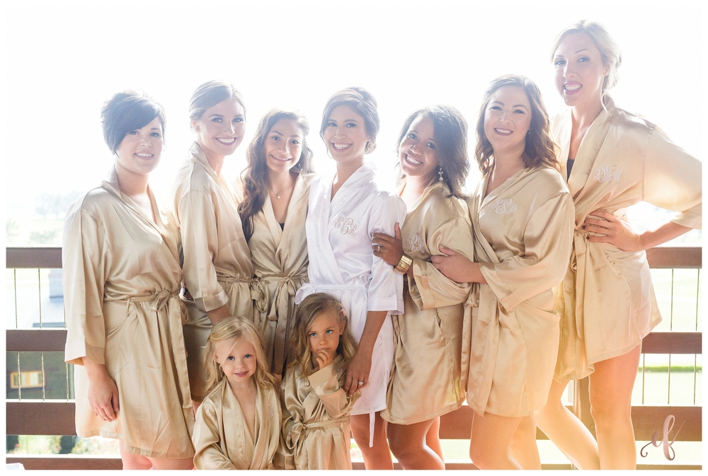 San Diego Wedding Photographer | Ernie & Fiona Photography | Bridesmaids | Robes