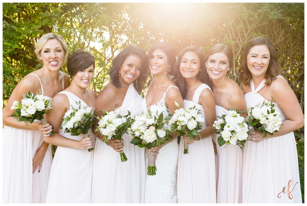 San Diego Wedding Photographer | Ernie & Fiona Photography | Bride | Bridesmaids