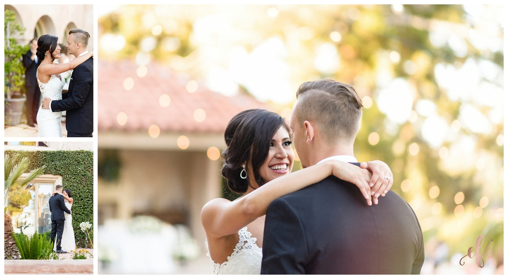 San Diego Wedding Photographer | Ernie & Fiona Photography | Bride | Groom | First Dance