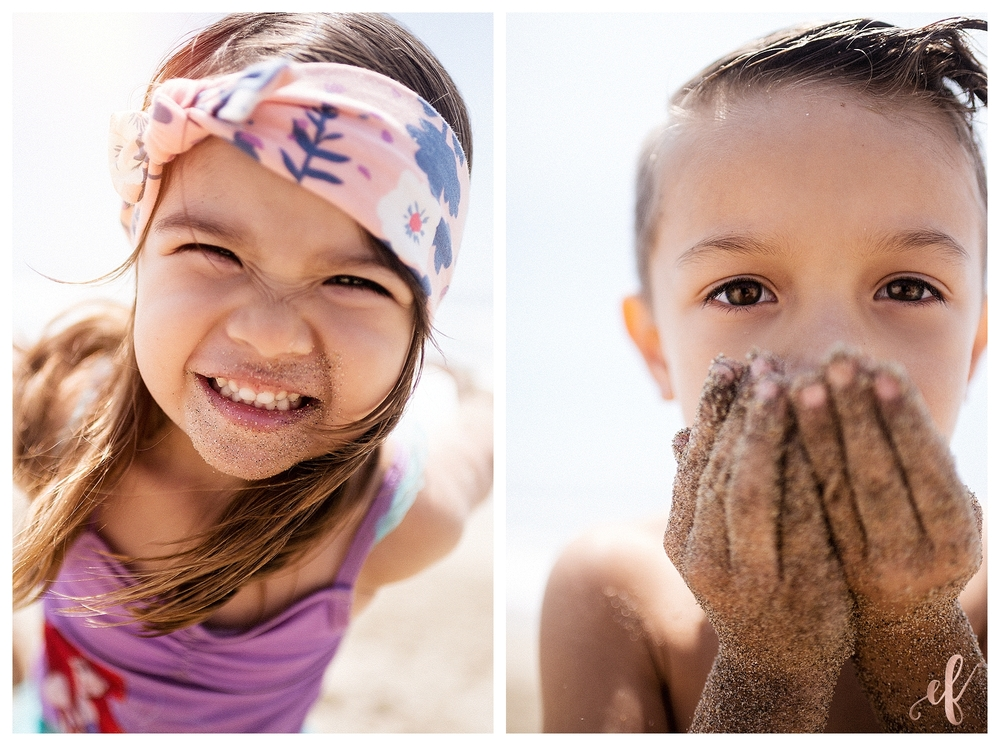 los angeles portrait photographer | huntington beach | kids