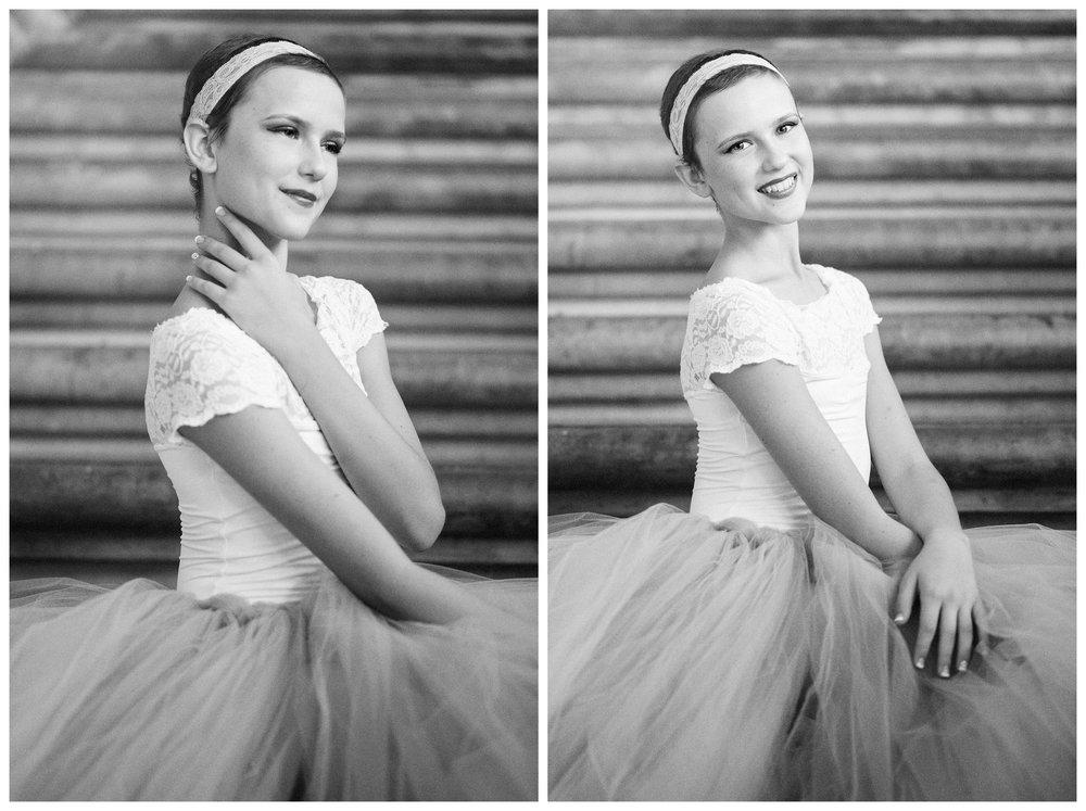 San Diego Portrait Photography | Ballet | Balboa Park | Caitlyn