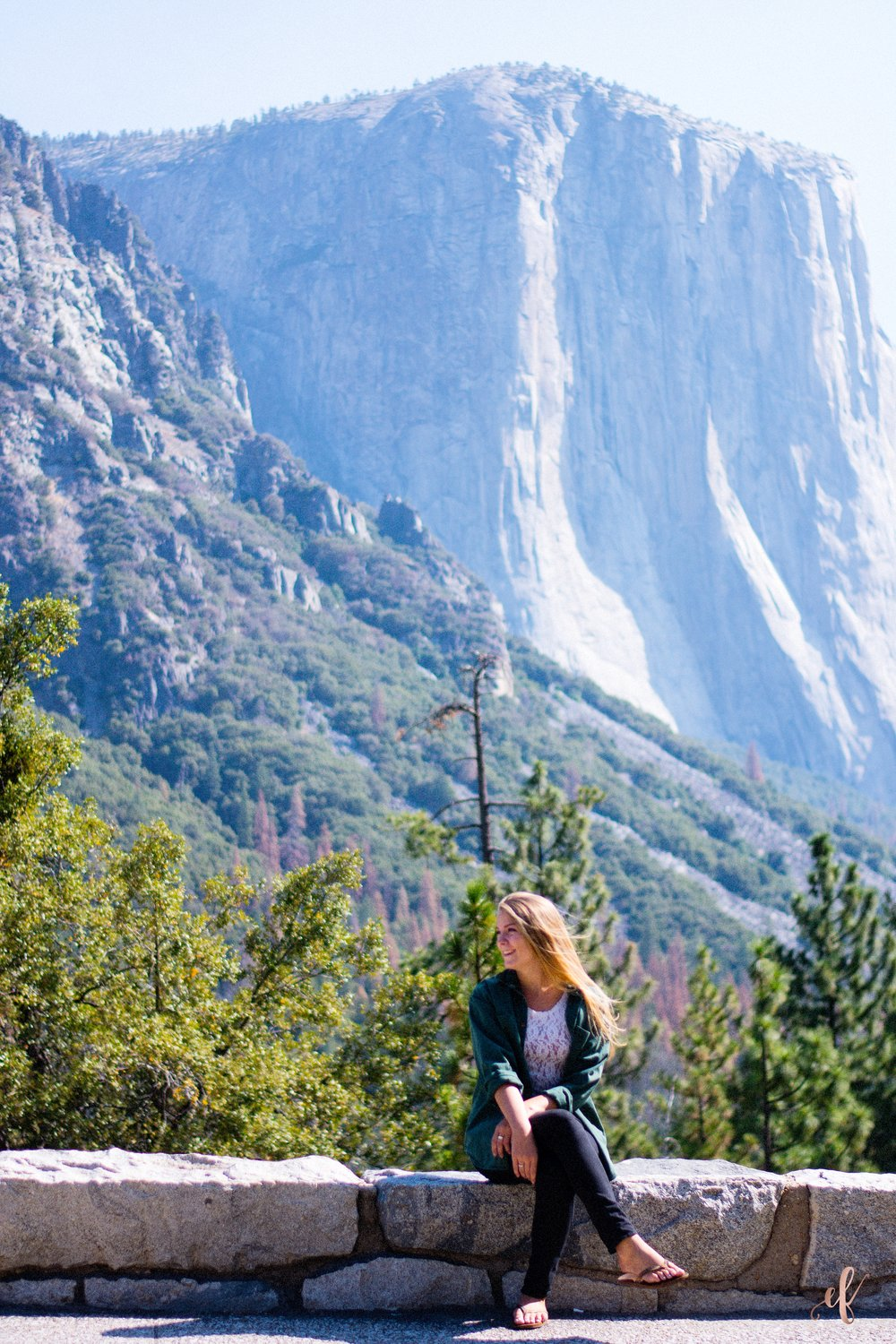 San Diego Portrait Photography | Yosemite | Senior Portraits