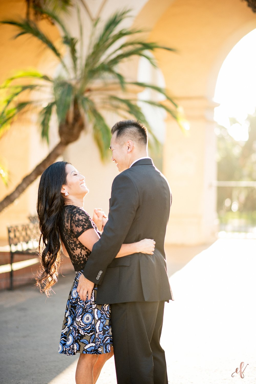 San Diego Engagement Photographer | Balboa Park