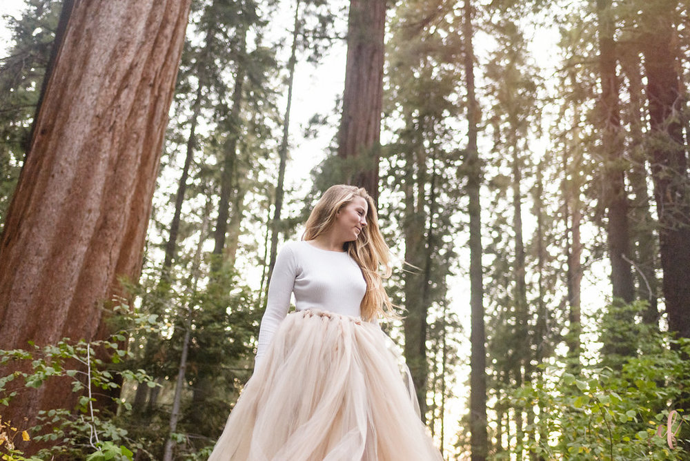 San Diego Senior Portrait Photography | Yosemite | San Marcos High School