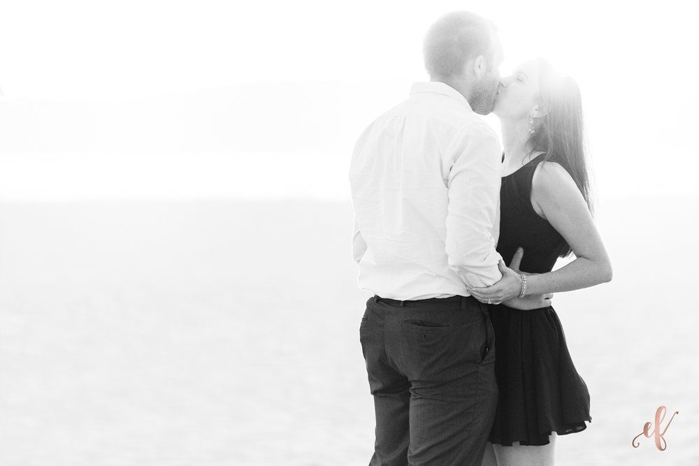 San Diego Proposal Photography | Coronado | Sunset