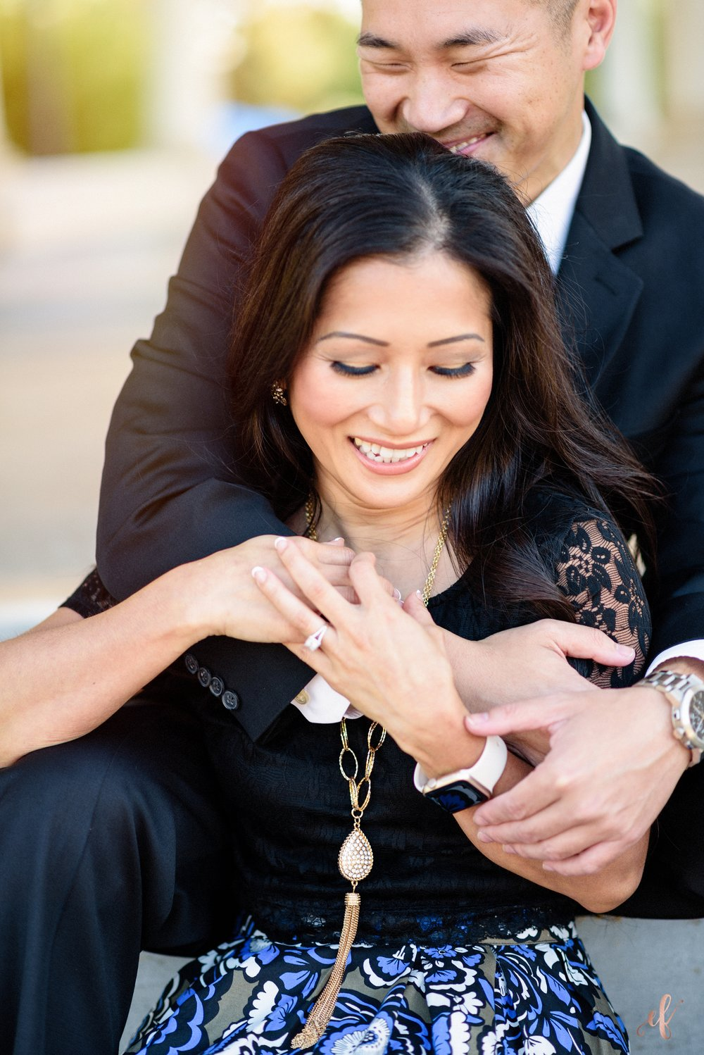 Balboa Park Engagement Photography | San Diego Portrait Photography