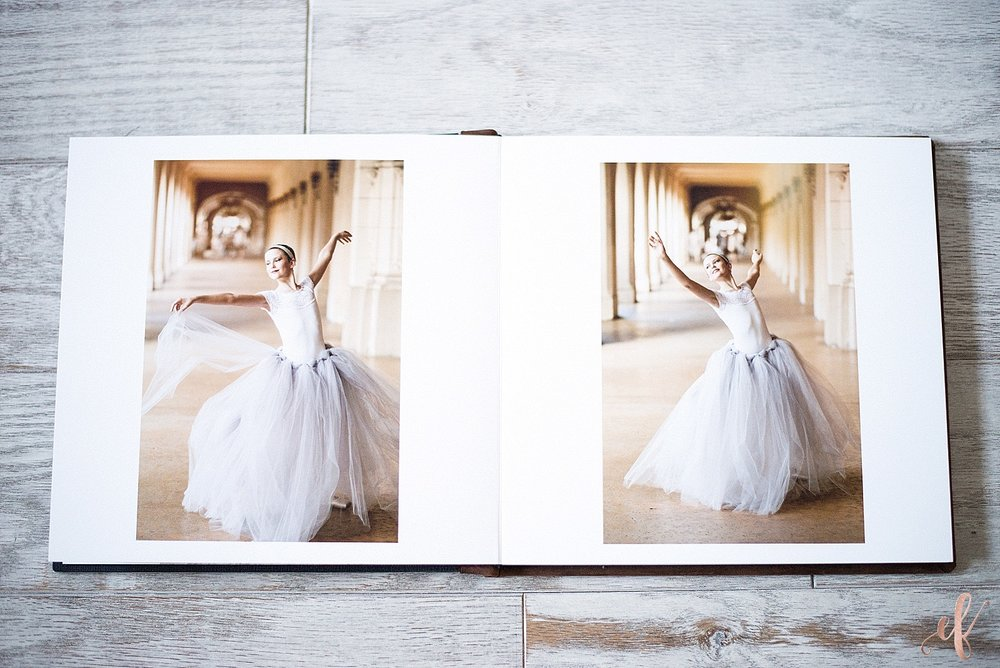 San Diego Portrait Photographer | Ballet Portraits | Album