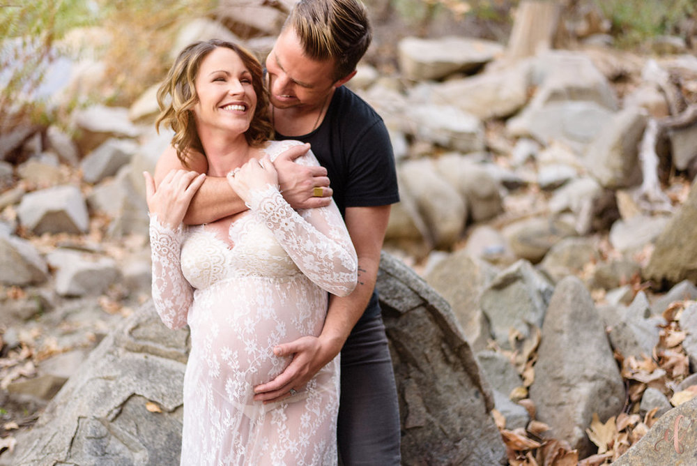 san diego portrait photographer | maternity portraits | elfin forest
