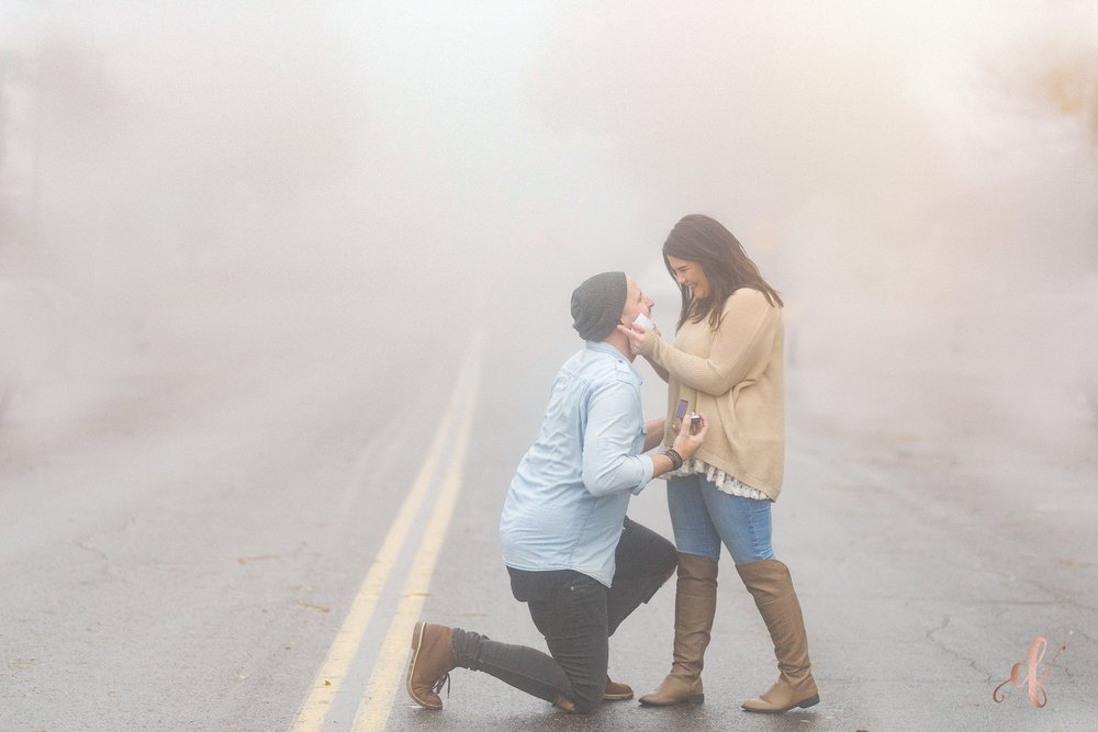 San Diego Portrait Photographer | Julian | Engagement | Proposal
