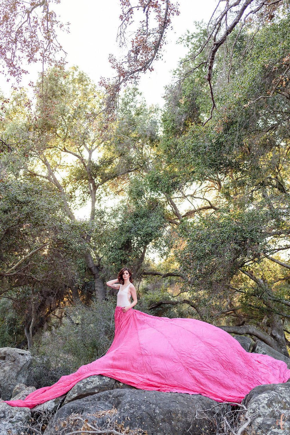 San Diego Portrait Photography | Felicita Park | Tulle Skirts | Beauty | Princess | Ernie & Fiona Photography