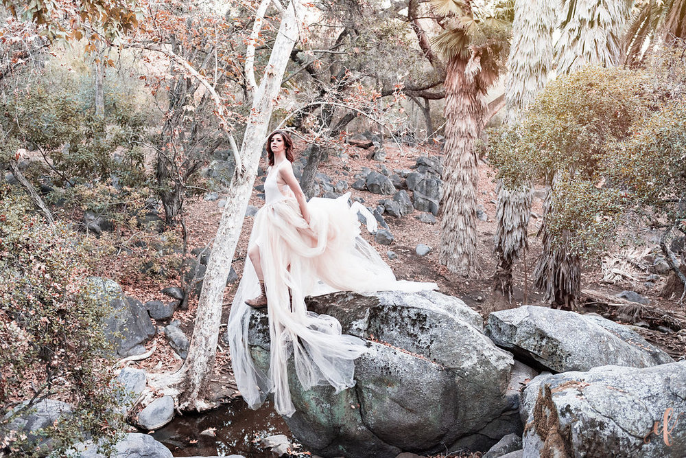 San Diego Portrait Photography | Felicita Park | Tulle Skirts | Beauty | Princess | Ernie & Fiona Photography