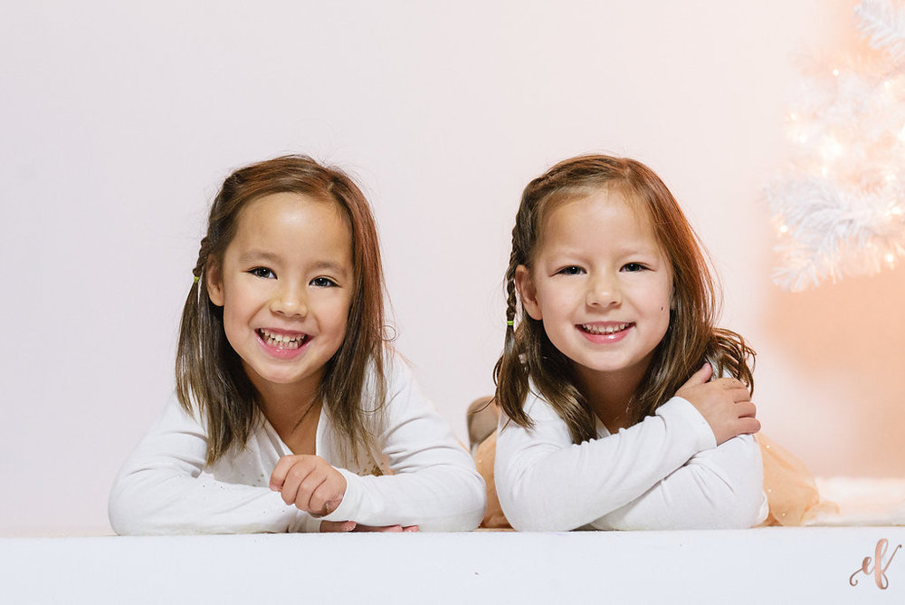 San Diego Portrait Photographer | Studio | Snow | Ernie & Fiona Photography