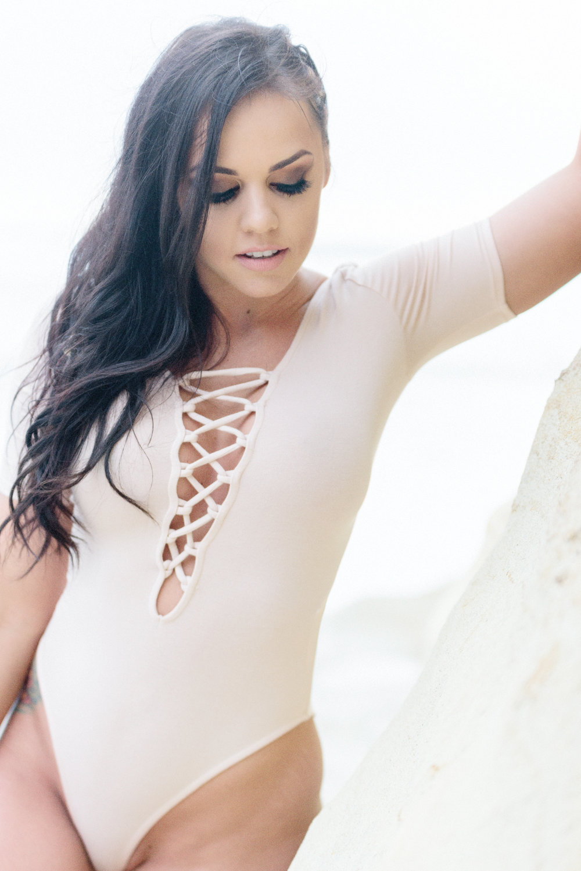 San Diego Portrait Photography | Fitness | Bikini Model | Beach