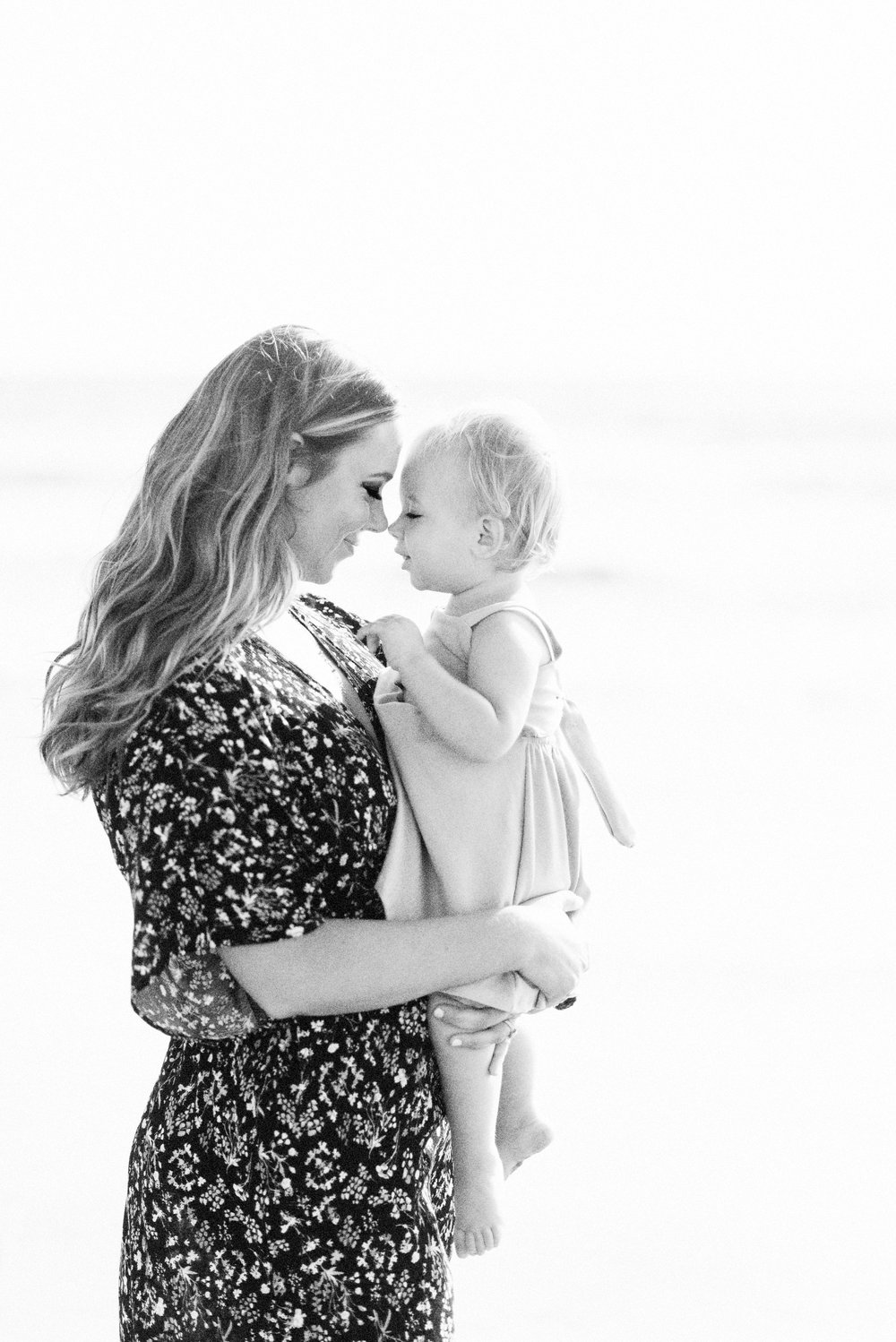 San Diego Photo Shoot | Mommy and Me | Mothers Day | Beach