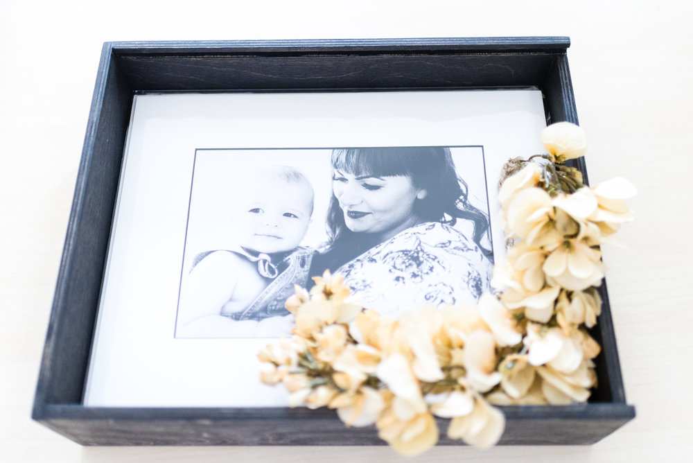 San Diego Portrait Photographer | Folio Box | Prints