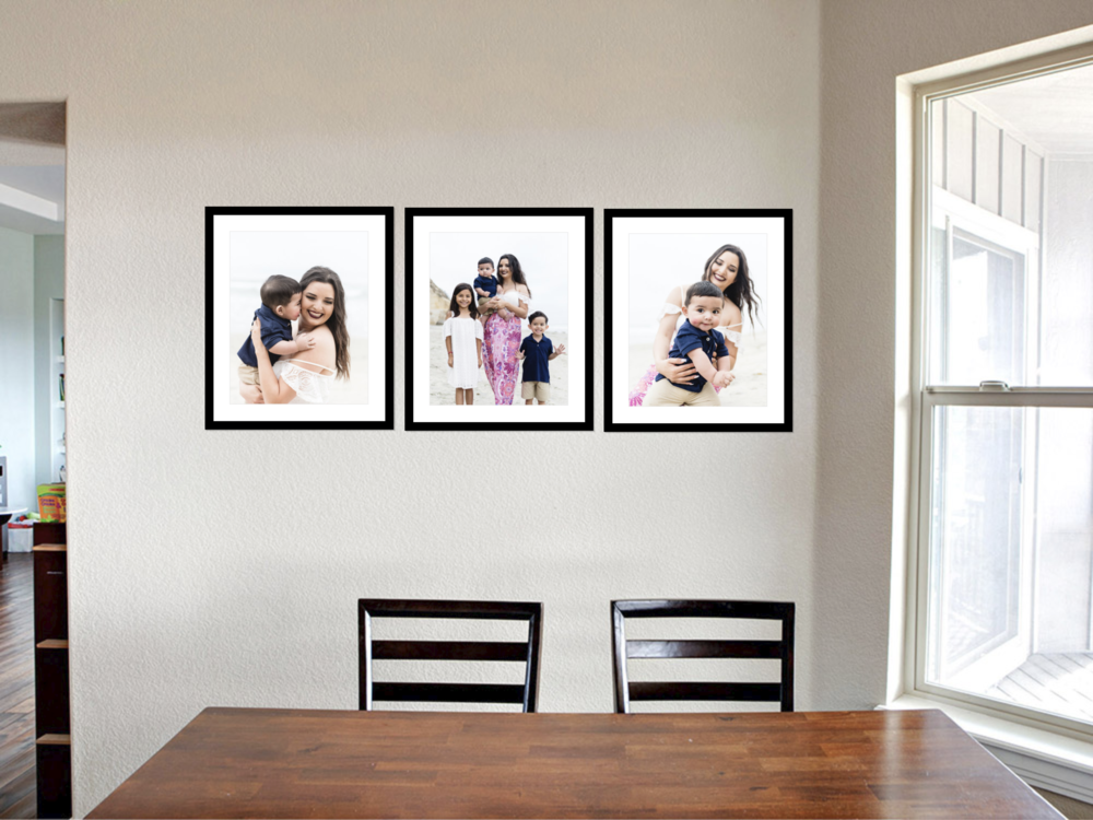 Large Framed Prints! Mommy & Me Preview | Karina — Ernie & Fiona ...