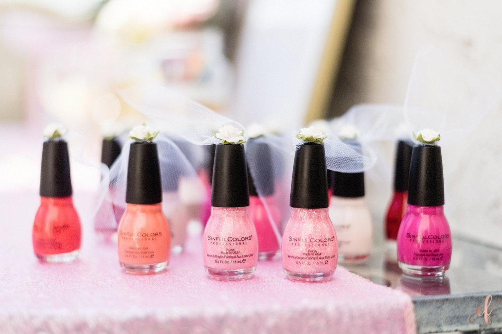 San Diego Bridal Shower Photos | Pink