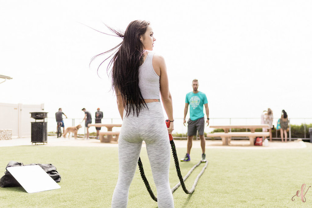 Social Media Marketing | Photo Content Creation | Fitness | Rope