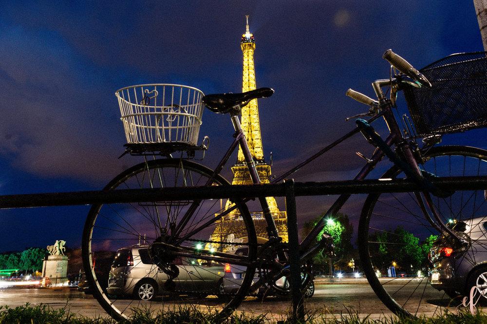 Paris France | Eiffel Tower