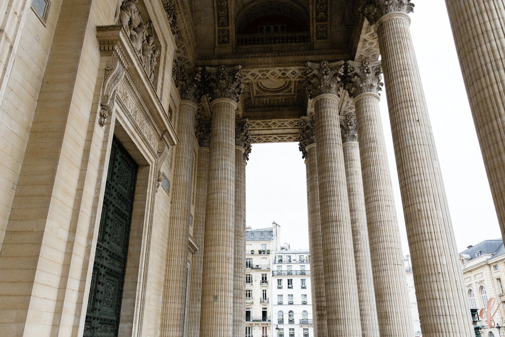Paris France | Pantheon