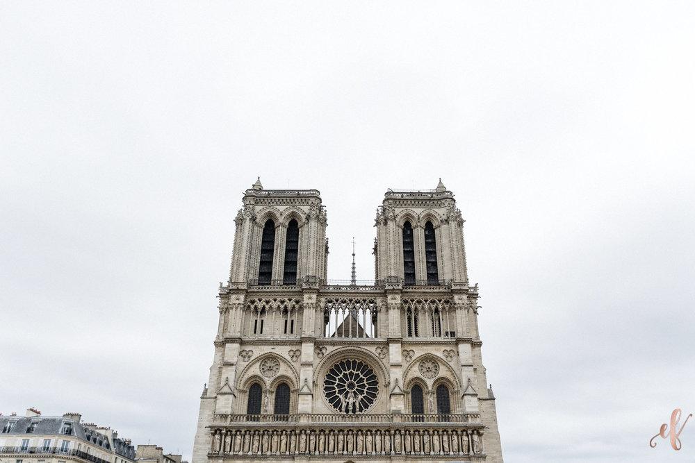Paris France | Notre Dame