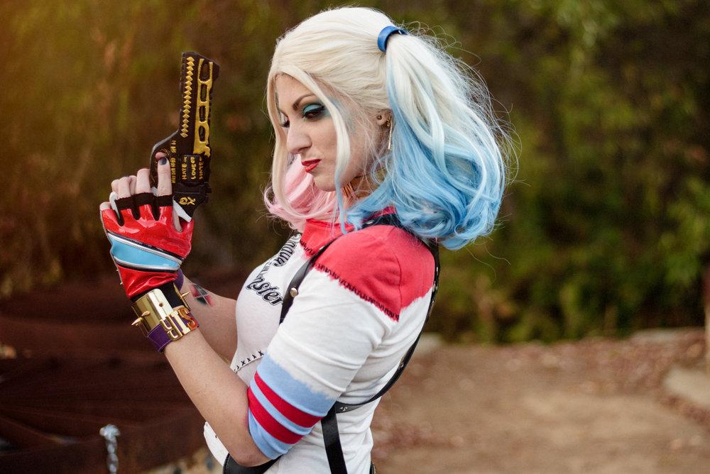 San Diego Cosplay Photography | Harley Quinn | Ernie & Fiona
