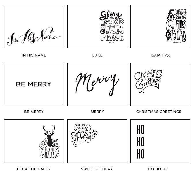 Templates For Christmas Cards Ernie Fiona Photography - Christmas card templates black and white