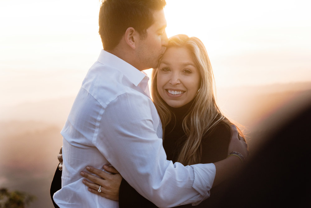 San Diego Proposal Photography | Ernie & Fiona