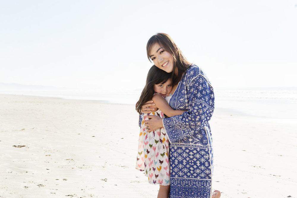 San Diego Family Portraits | Ernie & Fiona