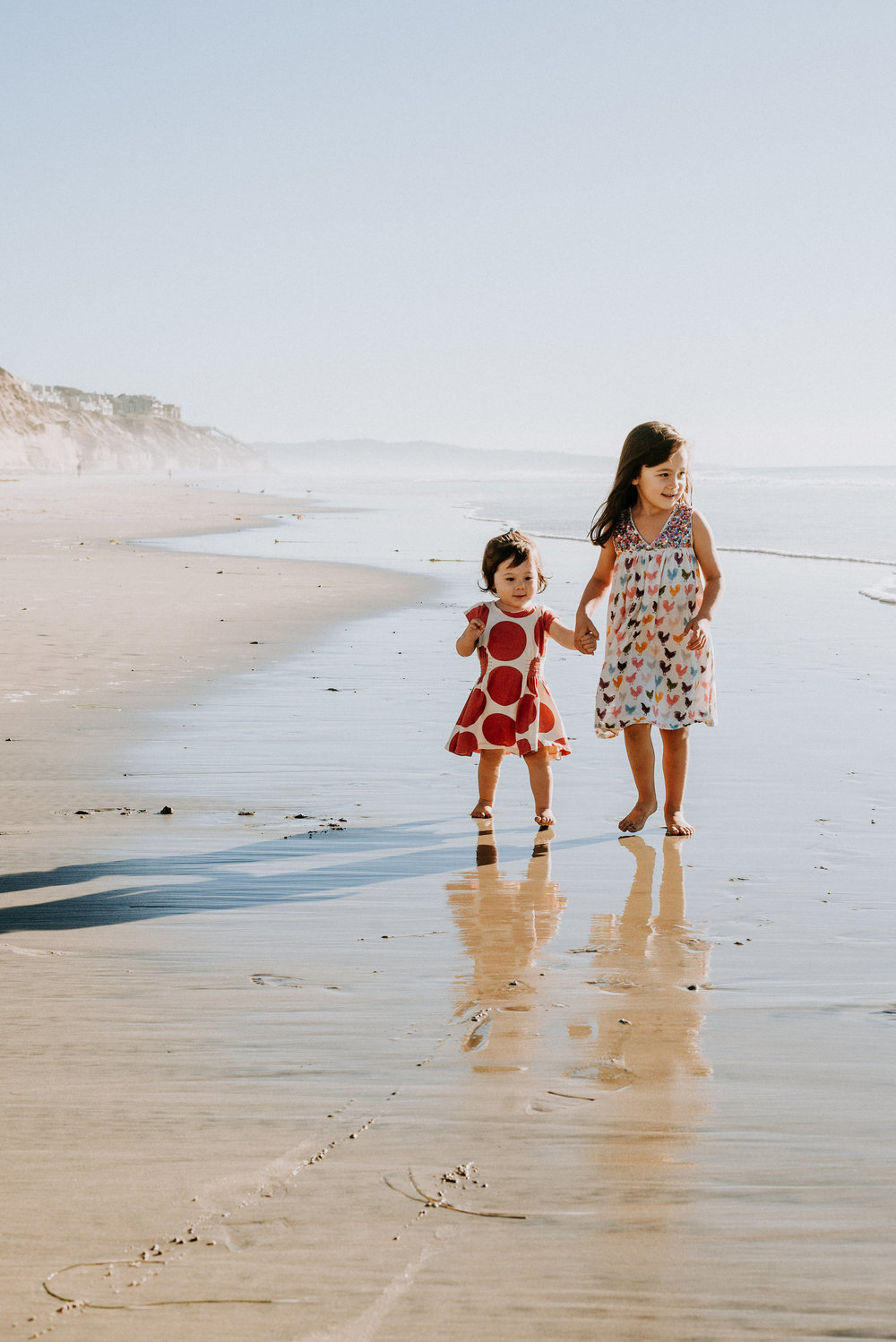 San Diego Family Portrait Photographer | Beach