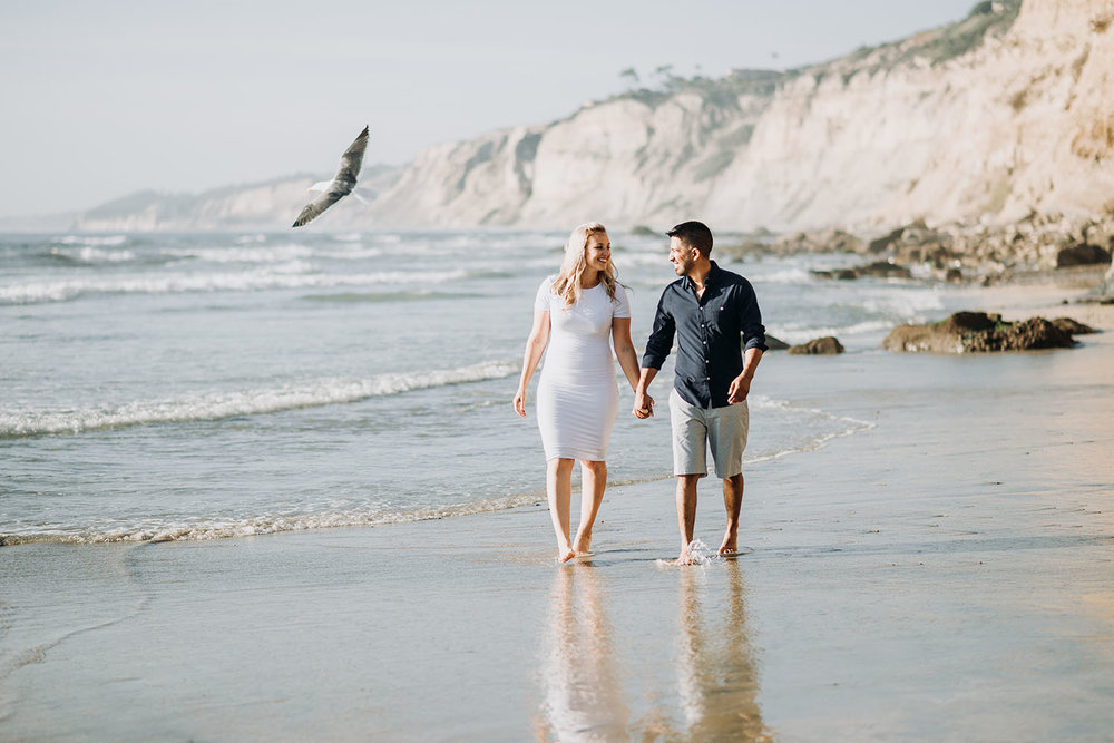 San Diego Engagement Photography | Isaac and Desiree
