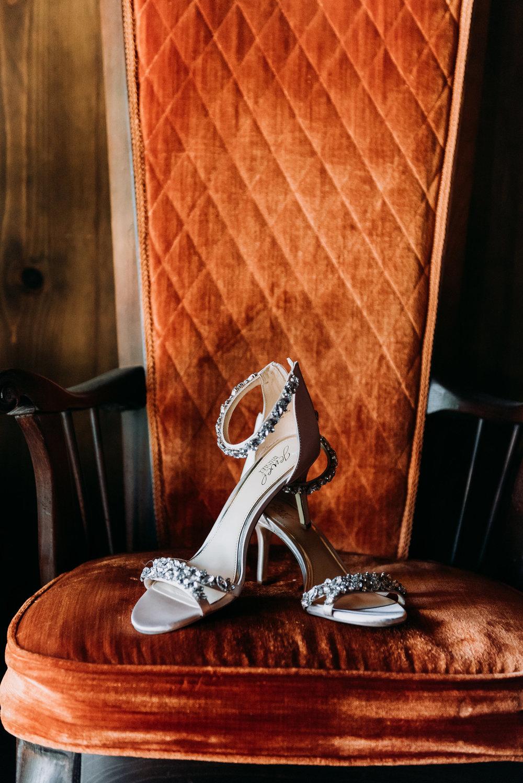 San Diego Wedding Photography | Ernie & Fiona | shoes