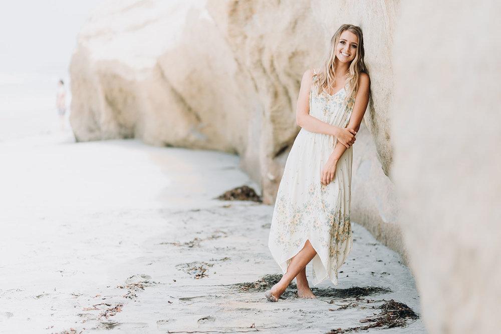 San Diego Portrait Photography | Senior Portraits | Elise