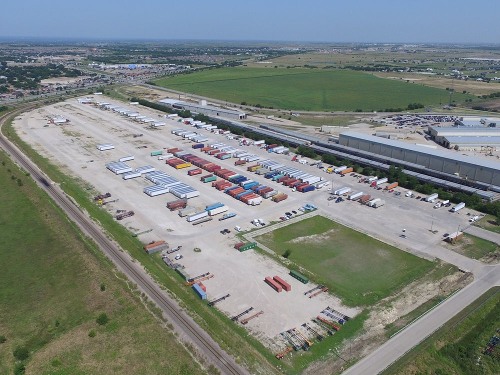 IOV's latest major acquisition, a 44-acre, 1700-stall property in Saginaw, TX.