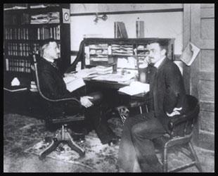 Samuel W. Stewart & Charles B. Stewart in 1895