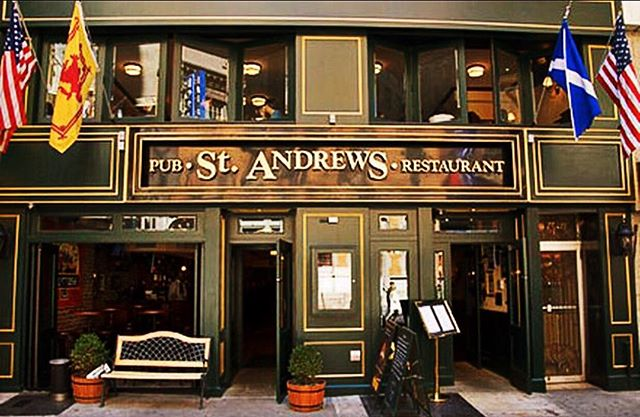 We are sad to announce, that after 18 years St. Andrews will be closing for good this Thursday, April 13th. Thank you all, near and far, for your patronage over the years. Please join us for one final dram this week.