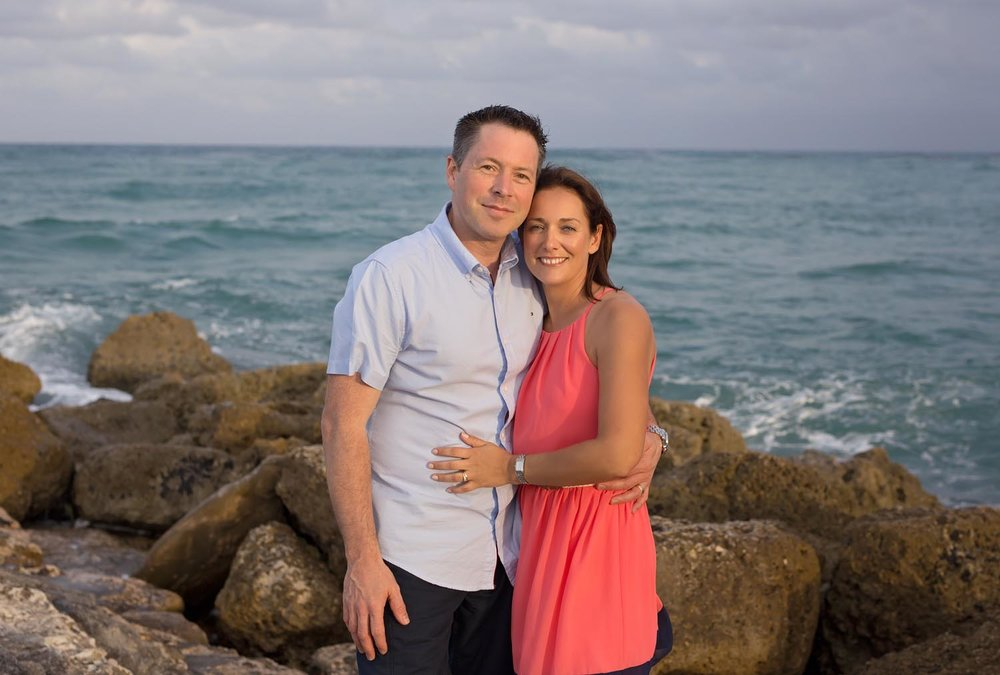 Boca Raton Couple Photographer