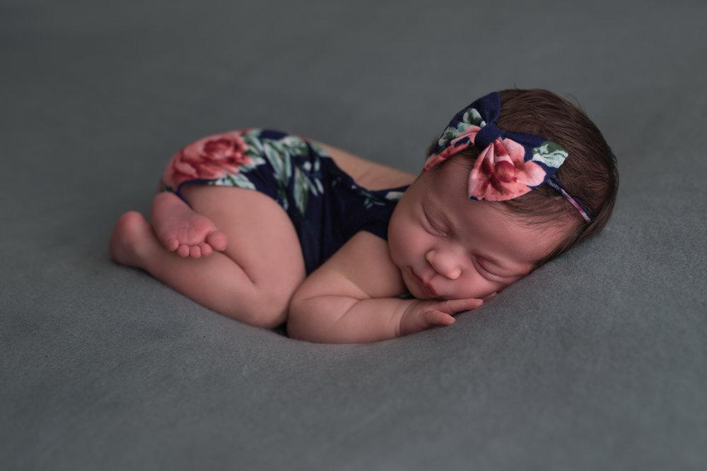 Parkland Newborn Photography
