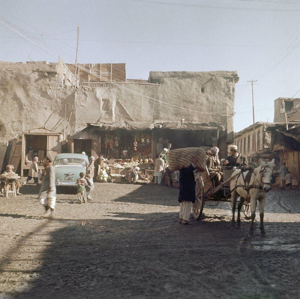 Kabul, 1966.